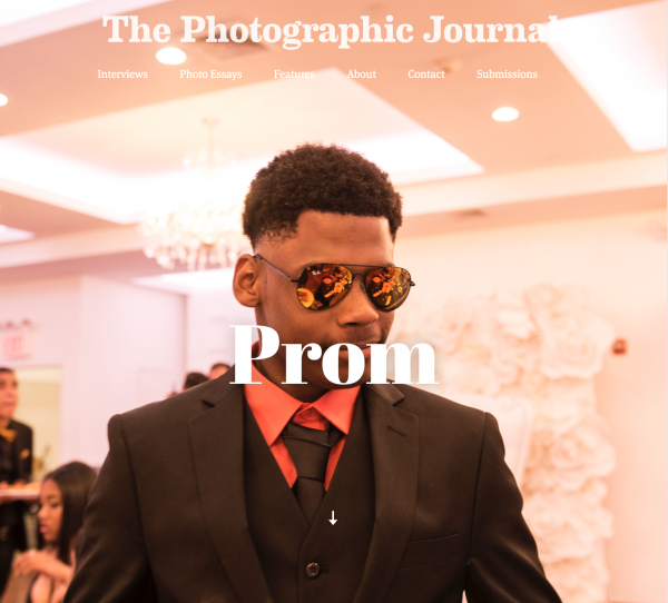 THE PHOTOGRAPHIC JOURNAL PROM: We